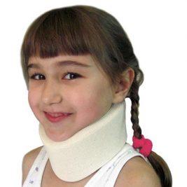 Бандаж детский для шейного отдела позвоночника (шина Шанца)