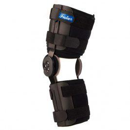 Фиксатор коленного сустава дозирующий объем движений FS-1203