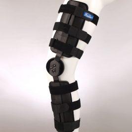 Фиксатор коленного сустава ограничивающий и дозирующий объем движений Fosta FS 1204