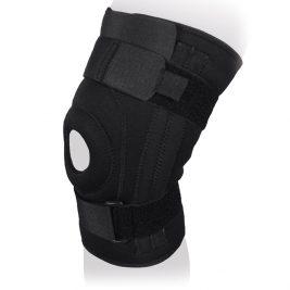 Бандаж на коленный сустав неразъемный со спиральными ребрами жесткости Ttoman KS-052