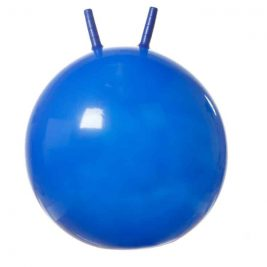 Мяч гимнастический с рожками VEGA-307/55