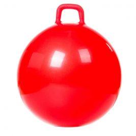 Фитбол (гимнастический мяч) с ручкой VEGA-308/60, 60 см
