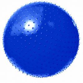 Мяч массажный гимнастический игольчатый VEGA-602/65