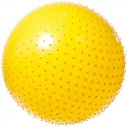 Фитбол (гимнастический мяч) массажный игольчатый VEGA-602/75, 75 см