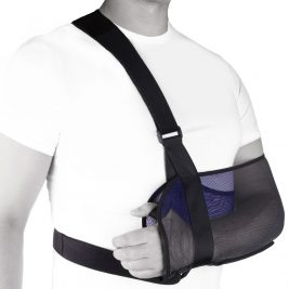 Бандаж косынка на плечевой сустав Ttoman SB-03