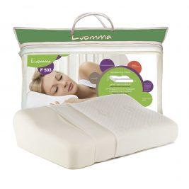 Подушка ортопедическая с эффектом памяти Luomma LumF-503 35 x 52 см