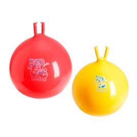 Фитбол (гимнастический мяч) с рожками Orto Oppy