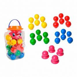Набор массажных мячей Orto Thera Bolly