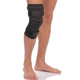 Бандаж на коленный сустав с полицентрическими шарнирами Тривес Т-8515