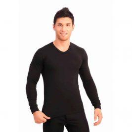 Мужская футболка с длинным рукавом  FC512