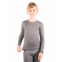 Футболка для мальчика с длинным рукавом  LC153