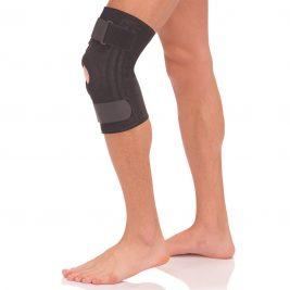 Бандаж на коленный сустав со спиральными ребрами жесткости Тривес Т-8512