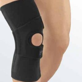 Бандаж коленный с пателлярной поддержкой Medi protect.PT soft
