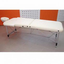 Массажный 2-секционный стол переносной Ergoforce T-AT002B