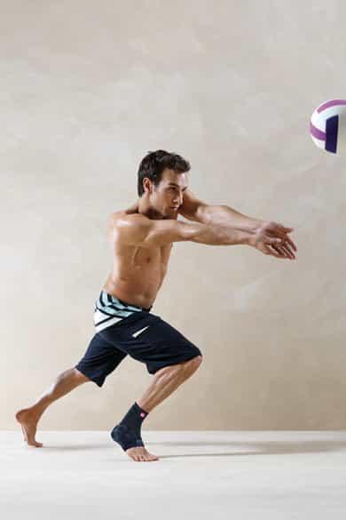Изображение - Бандаж голеностопного сустава с силиконовой вставкой ankle-support-levamed-active-image
