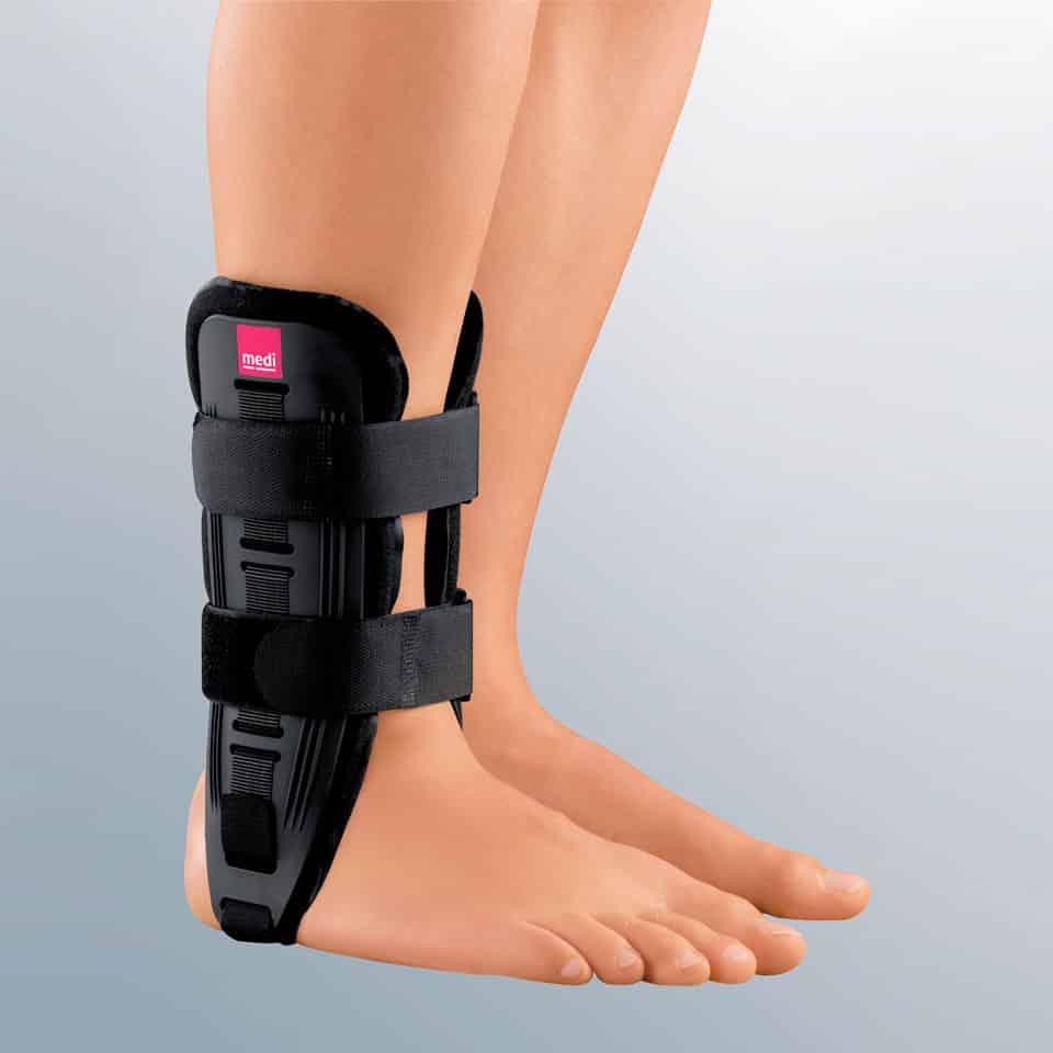 Спортивные ортезы на голеностопный сустав внутрисуставная блокада колена
