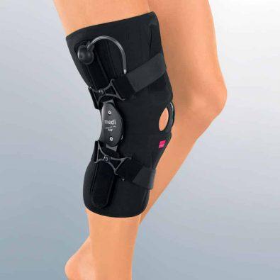 Полужесткий коленный ортез для лечения остеоартрозов Medi Collamed OA