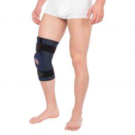 Компрессионный бандаж на коленный сустав (полуразъемный) Тривес Т-8592