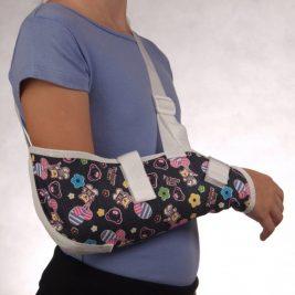 Универсальный детский бандаж для руки Комф-Орт К-401