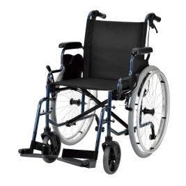 Кресло-коляска с откидными подлокотниками и съемными подножками TN-502