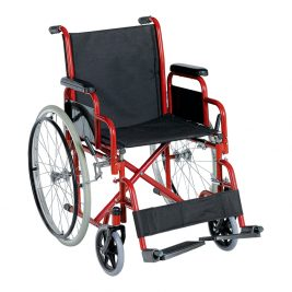 Кресло-коляска с ручным приводом от обода Тривес CA923E