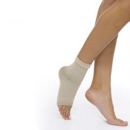 Бандаж эластичный для фиксации голеностопного сустава