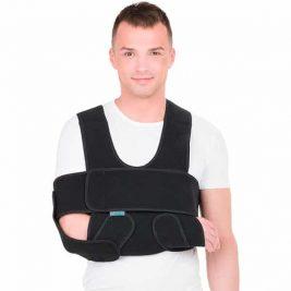 Бандаж фиксирующий на плечевой сустав Тривес Т-8193