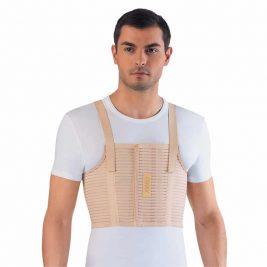 Бандаж на грудную клетку мужской Orto БГК 423