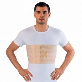 Бандаж на грудную клетку мужской Orto БГК 413