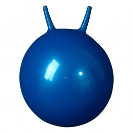 Фитбол для детей, синий, 55 см