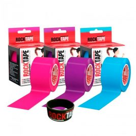 Кинезио тейп Rocktape Classic 5см х 5м