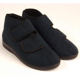 Туфли мужские текстильные MR 672 C49L