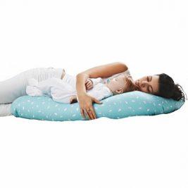 Подушка ортопедическая для беременных и кормящих мам TRELAX П33 BANANA