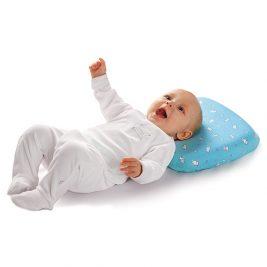 Подушка ортопедическая под голову для детей от 5 до 18 месяцев TRELAX П09 SWEET