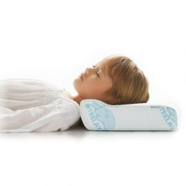 Подушка ортопедическая под голову для детей от 3 лет TRELAX П03 OPTIMA BABY