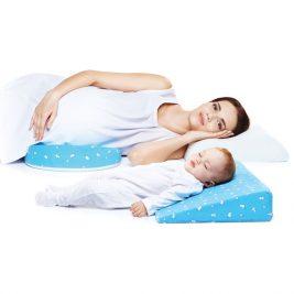 Подушка-трансформер ортопедическая для беременных и младенцев TRELAX П31 CLIN