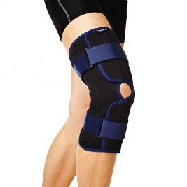Бандаж на коленный сустав с полицентрическими шарнирами Orlett RKN-203