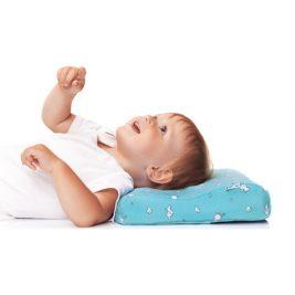 Подушка ортопедическая под голову для детей от 1,5 до 3-х лет с эффектом памяти TRELAX П28 PRIMA