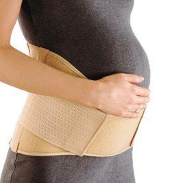 Бандаж-корсет для беременных усиленный, дородовый Orlett MS-99