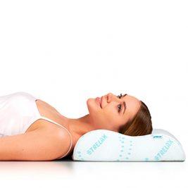 Подушка ортопедическая под голову TRELAX RESPECTA П05 38 х 60 см