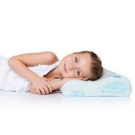 Подушка ортопедическая для детей TRELAX Respecta Baby П35 27 х 44 см