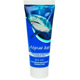 Крем-снадобье с антиварикозным эффектом для ног. Акулий жир и конский каштан с корой ивы