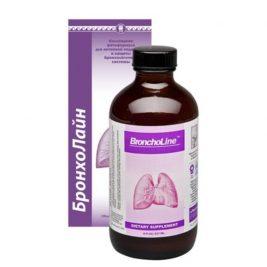 Коллоидная фитоформула для активной поддержки и защиты бронхолёгочной системы BronchoLine