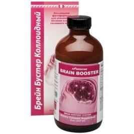 Коллоидная фитоформула для усиленного питания клеток головного мозга Brain Booster