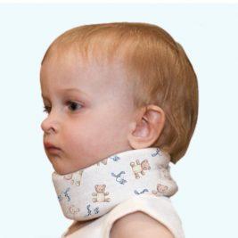 Воротник Шанца для новорожденных детей Ecoten ОВ-000