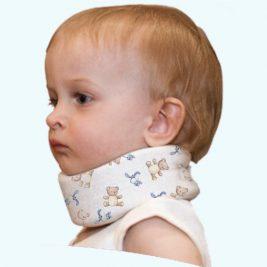Воротник Шанца для новорожденных детей Ecoten OB-002