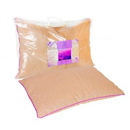 Подушка Био-Текстиль Сила природы 40х60 лен