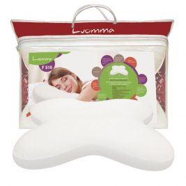 Подушка ортопедическая для сна на животе Luomma LumF-516 50 х 57 см