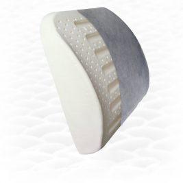 Латексная подушка под спину ортопедическая ТОП-227