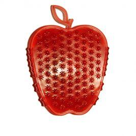 Массажер для тела Чудо-Варежка яблоко